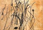 L'estetica delle parole - «Words from books» di Birgit Nass, è solo una delle opere esposte fino al 31 ottobre al museo Correr di Venezia per la mostra «La Poetica dello spazio scritto».