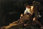 L'estasi di Caravaggio - L'esposizione al Castel Sismondo di Rimini curata dal trevigiano Marco Goldin ruota attorno al capolavoro di Caravaggio «San Francesco di Assisi in estasi» (1594-95).