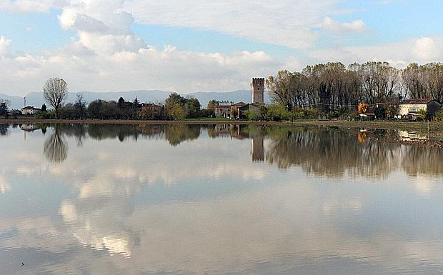 Specchio d 39 acqua foto del giorno corriere del veneto for Specchio d acqua architettura