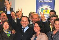 Conegliano, Zambon sindacoMa il plebiscito non c'è | Foto