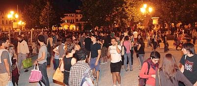 Botellon, lo stop del ComuneBisogna spostare la festa