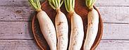 Vuoi bruciare i grassi?Mangia carote giapponesi
