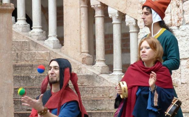 Drappo verde - Domenica 30 marzo a Verona il tradizionale palio