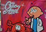 Ciao Anna - Street art sulle mura dell'ospedale di Jesolo, dedica speciale alla piccola Anna Dalla Mora, la bambina travolta e uccisa in un incidente stradale