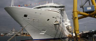 Costa Diadema, la nave dei recordche Venezia non vedr� mai | Il video
