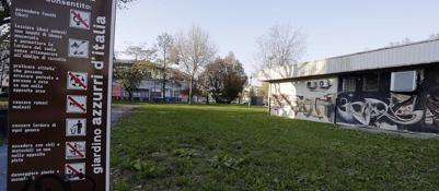 Parco vietato a adulti senza bambini Misura �antidegrado� di Bitonci