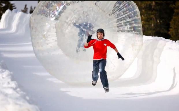 Neve e adrenalina - Weekend di adrenalina e sport estremi ad Alleghe ( Belluno). faf698efbbbe