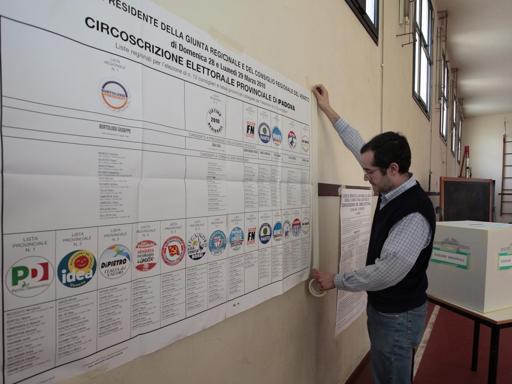 Election Day il 31 maggio