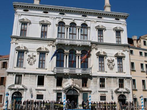 E Zaia mette in vendita Palazzo Balbi