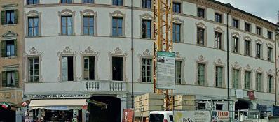 Il museo civico rinasce a palazzo fulcis corriere del veneto for Progetta il mio edificio online