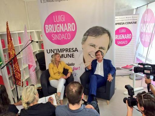 Brugnaro-Zaccariotto c'è l'accordo