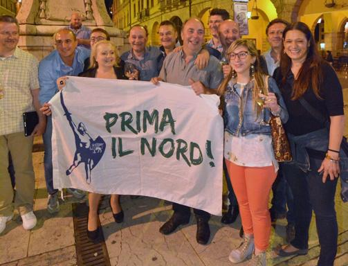 Lonigo, vince Restello | Video | FotoCentrodestra al governo dopo 20 anni