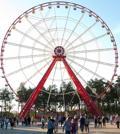 La mega ruota panoramica da Rovigo vola negli Usa | Foto