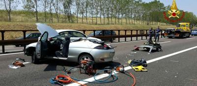 Tamponamento sull'Autobrennero,donna Usa muore vicino a Verona