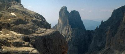 Dolomiti, alpinista trevigiano muore sulle Pale di San Martino
