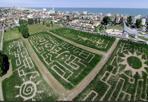 Labirinto di mais - Un'area gioco di 40mila metri quadrati nel verde a 300 metri dal mare, a due passi da piazza Nember a Jesolo