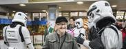 Star Wars, esplode la mania