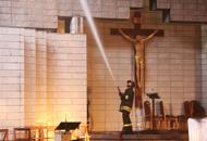 Scoperto il piromane della chiesaEra stato rimproverato dalle suore