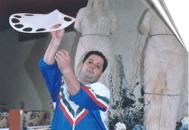 Il campione del mondo della pizza apre a Padova