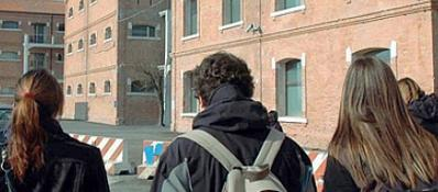 Troppi studenti, a Ca' Foscari aule in prefabbricati e tensostrutture