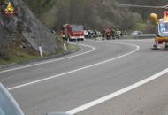 Si schianta con la moto a Santa Croce37enne di Villorba in rianimazioneGuarda il video del recupero