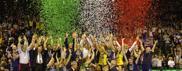 Conegliano vince lo scudetto | FotoPantere in trionfo | Video 1|Video 2
