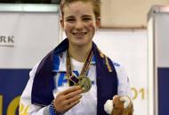 Coppa del mondo: Bebe Vio medaglia d'oro nel fioretto