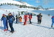 Scuola, arriva la pausa di febbraio �Una settimana di sport e sci�