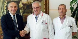 Raffica di nomine all'Usl 2: Coppe  direttore Professioni sanitarie