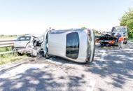 Romea tragica, scontro tra due automorta una 35enne, disagi al traffico
