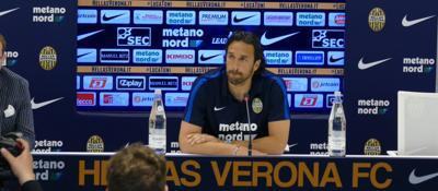 Verona, Toni annuncia il ritiro | Video�Ma non far� l'allenatore�