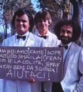 Jerry  Cal� e il ritorno dei �Gatti� Un film  ambientato in ospizio