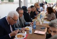 Premier portoghese a pranzo|VIDEOin calle con gli abitanti della GiudeccaAutorit� e �giudechini�: la gallery