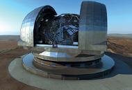 Quel telescopio dei recordcon il �cuore� in Veneto