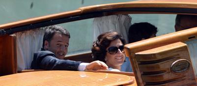 Renzi: �Decreto di 500 milioniper le periferie� | Foto | VideoE alla Biennale spunta Grillo | Foto
