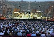 Carmen, spettacolo �sicuro� per l'Arena post salvataggioFotogallery Il gal� | La prima | Video