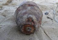 Bomba a mano in spiaggia a Jesolo