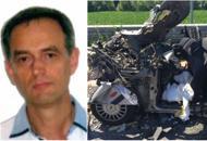 Auto schiacciata fra 2 tir, muore profFotogallery | Video | Il testimone