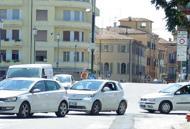 A Porta San Giorgio e dintorni rientra l'assedio delle auto