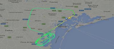 Problema su volo Vuelingatterraggio emergenza a Venezia