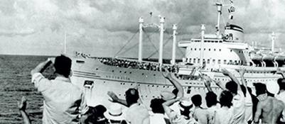 Emigranti, la grande festadei veneti nel mondo