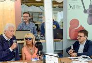 Dal senatore Andreotti a Fiorello,i quarant'anni di Radio Cortina