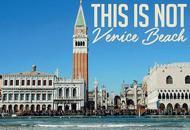 Venezia, vigili indagano su foto 'choc', la Procura sui danni ai beni artistici