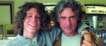 Andrea e Franco Antonello: la loro storia diventa un film firmato da Salvatores