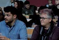 A destra, Silvia Losego (foto per gentile concessione di Uniferpi Padova)