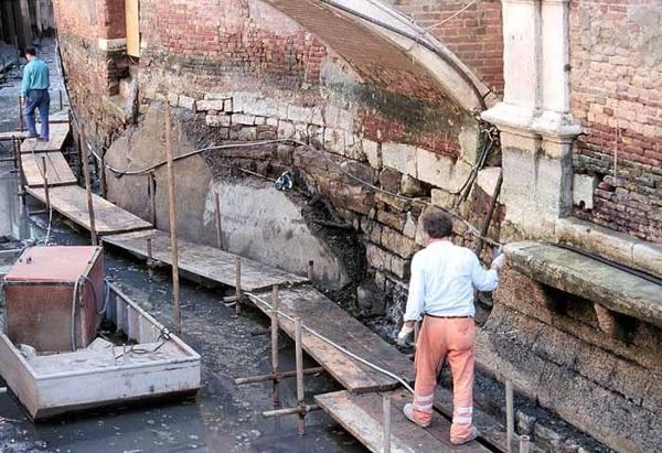 Salvaguardia, 5,5 milioni per Venezia Rii e fondamenta, tutti gli interventi