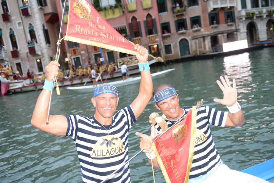 Rudi e Igor Vignotto entrano nell'Olimpo