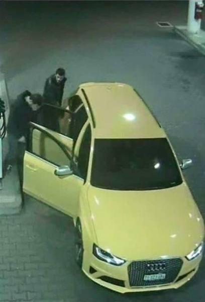 Arrestato l'autista dell'Audi giallaNordio: «Abbiamo vinto la sfida»