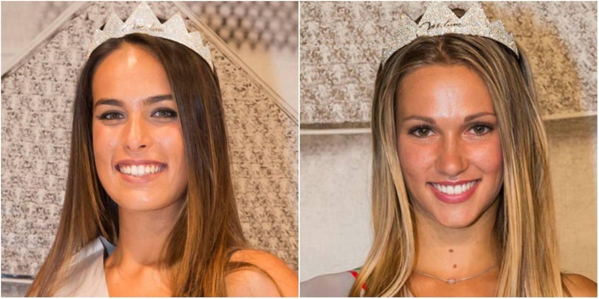 Miss Italia, la sfida di Silvia e Veronica