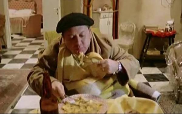 Frittatona di cipolle e ratatouille Tutti i film da gustare sul piatto